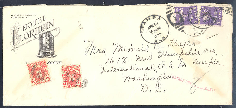 Postage Paid Stamp